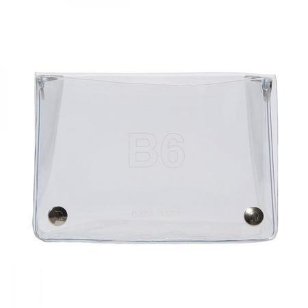 nana-nana B6 Bag - Clear