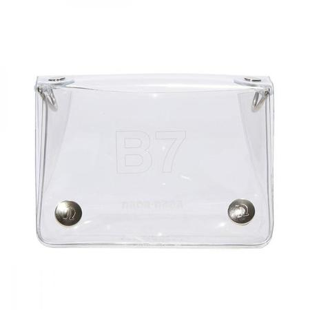nana-nana B7 Bag - Clear