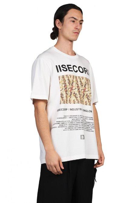 IISE Corporation T-shirt - White