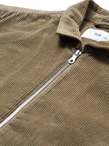 Folk Clothing Folk Signal Jacket - Tobacco
