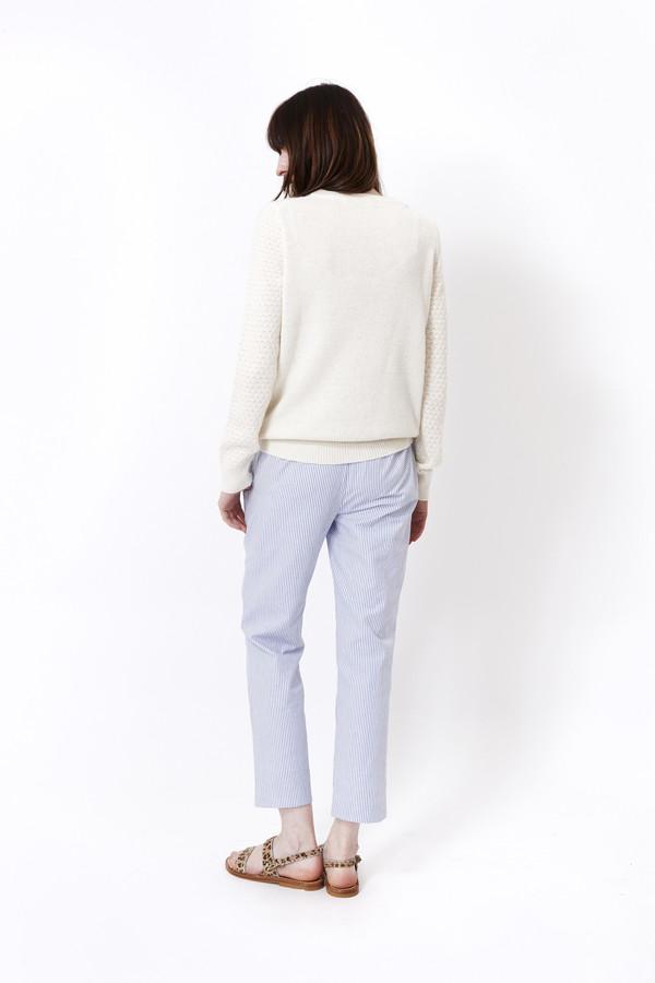 Jenni Kayne Striped Slim Pant