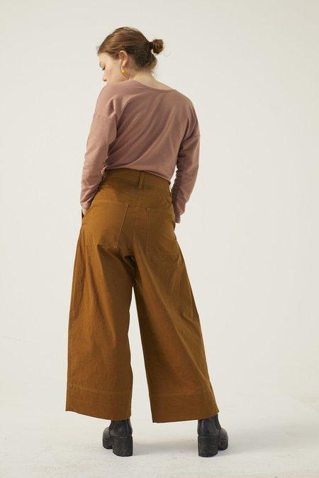Ursa Minor Studio Jess Pants - Caramel