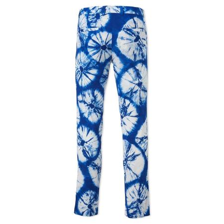 Unisex Studio One Eighty Nine Anansi Hand-Batik Cotton Andy Pants - Blue