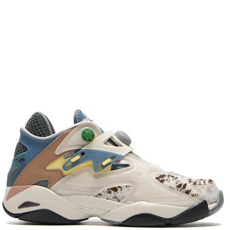 Reebok x Brain Dead Pump Court sneakers - white