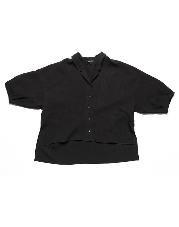 Steven Shirt, Faded Black