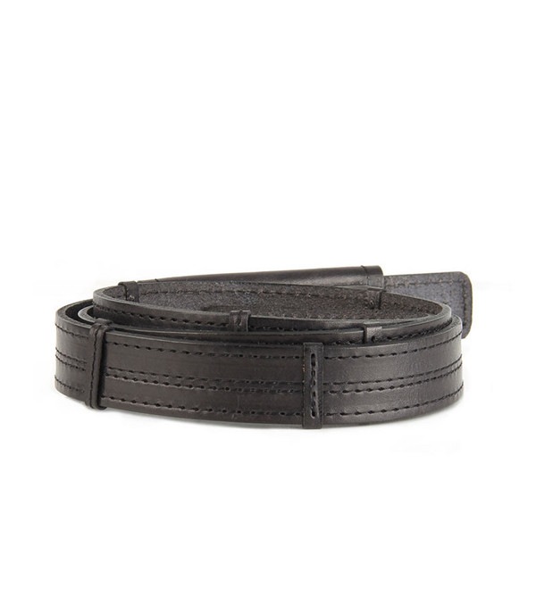 Hoss Intropia Slim Belt