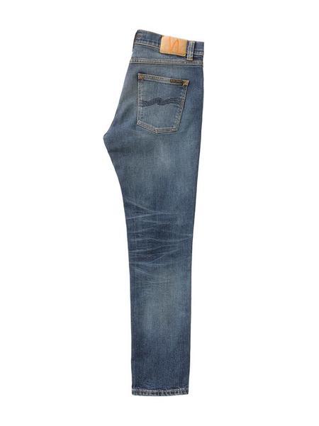 Nudie Jeans LEAN DEAN JEAN - INDIGO SHADES