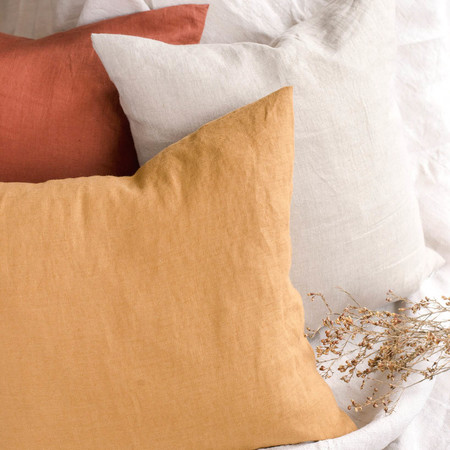 et Cie Studios Linen Pillowcase