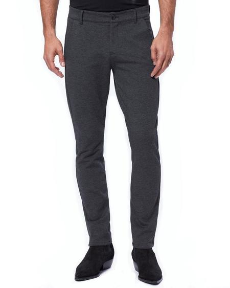 PAIGE STAFFORD TROUSER - ICED BLACK