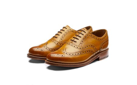Grenson STANLEY Lace Up - Tan