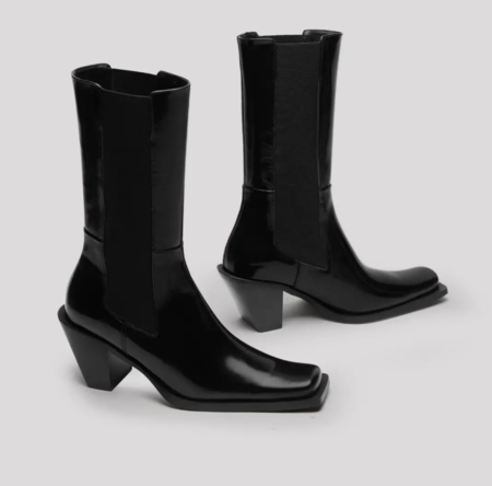 miista Cosima Florentique Boot - Black