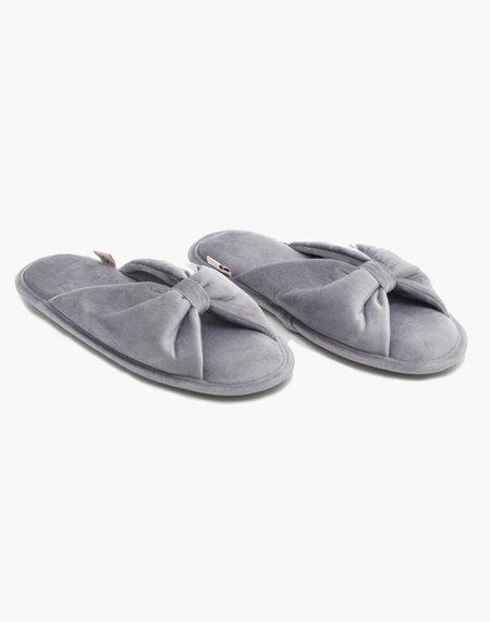 AoverA Spa Slide Slipper - Grey