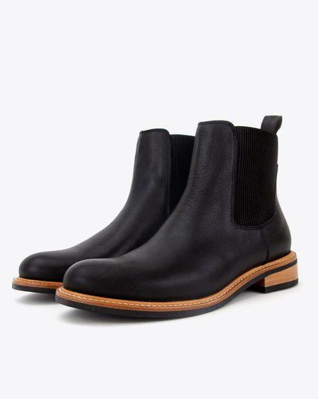 Nisolo Carmen Chelsea Boot - Black
