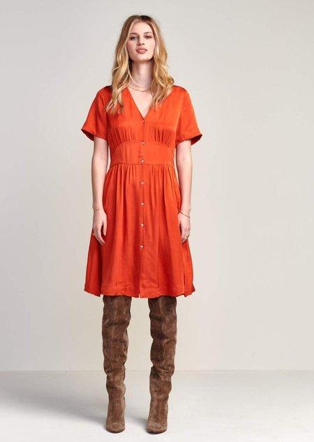 Bellerose Huma Dress - Orange