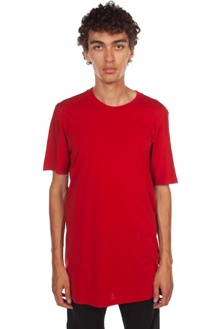 11 by Boris Bidjan Saberi T-shirt - RED