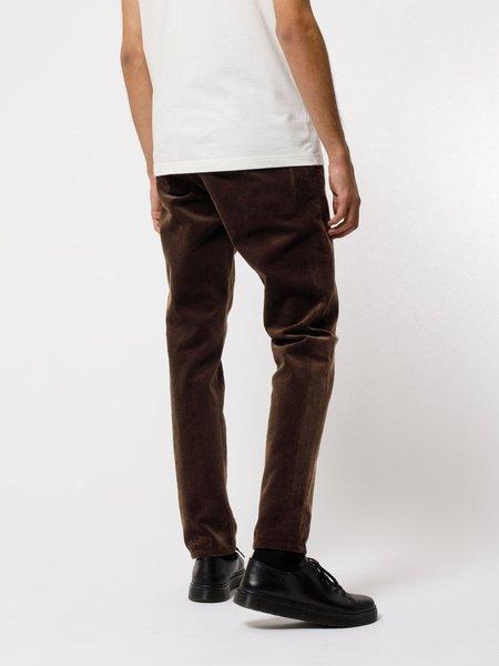 Nudie Jeans Easy Alvin Cord Pants - Brown