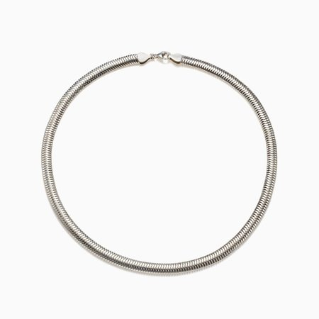 AGMES Georgia Necklace - Sterling Silver