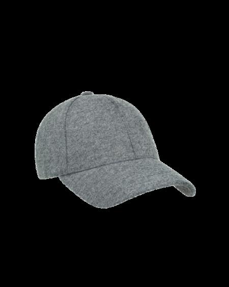 UNISEX Varsity Headwear Cashmere Cap - Light Grey