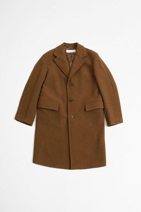 Dries Van Noten Rawly coat - brown