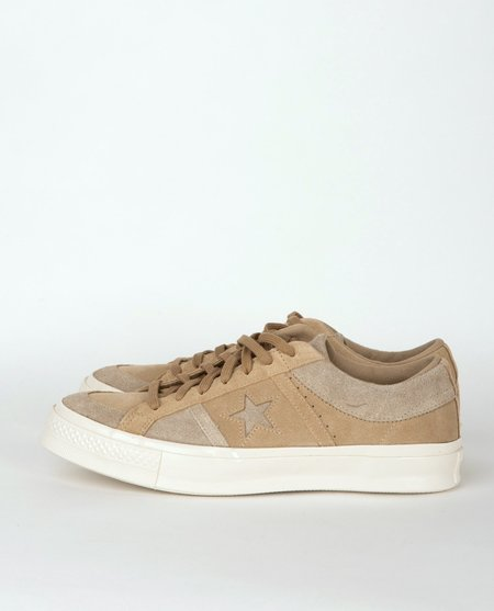 Converse One Star Academy Suede Low Sneaker - Tan