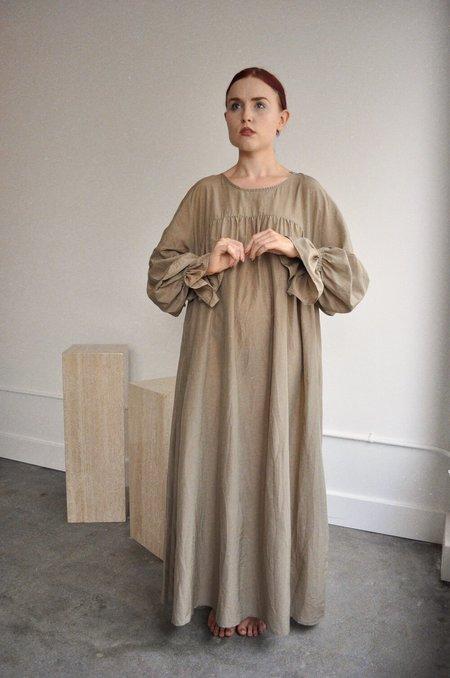 SELVA / NEGRA Phoebe Dress - Oyster