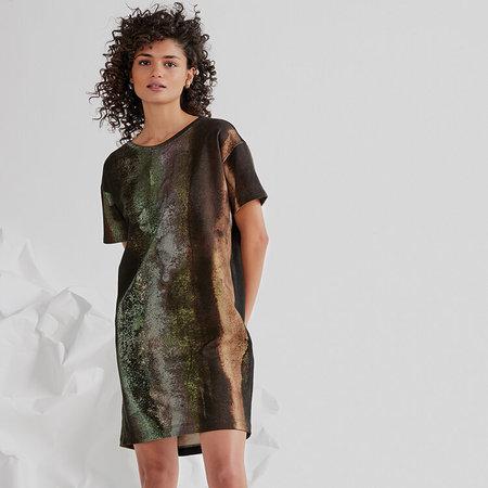 Veronique Miljkovitch Noel dress - ocean print