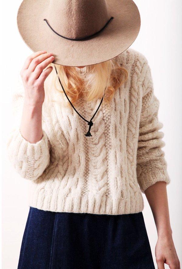 Kordal,sweaters,tops Kordal. Reese Sweater. Black