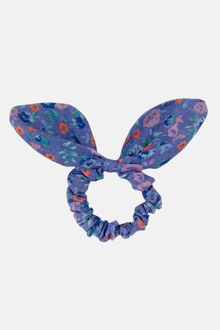 LoveShackFancy Summer Breeze Scrunchies Ponytail Holder - multi