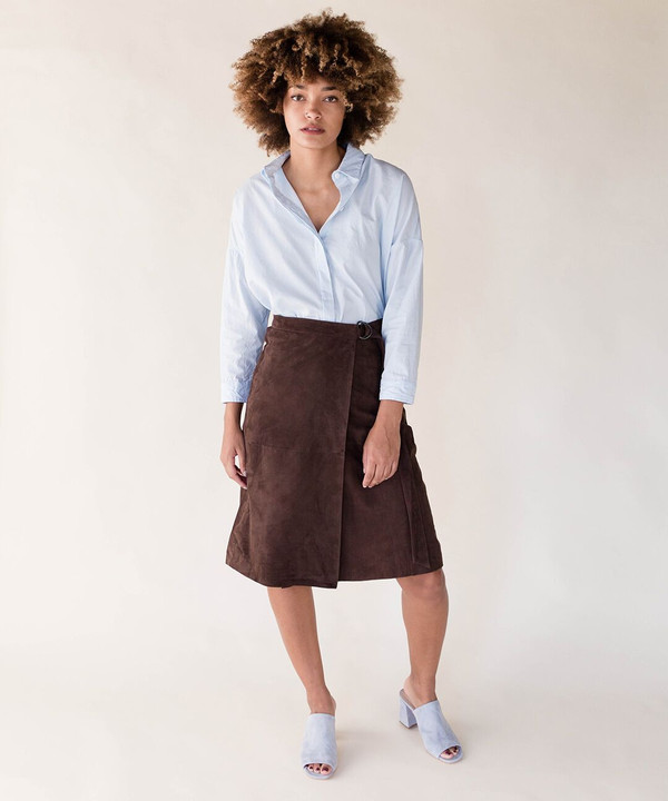 Just Female Long Skirt