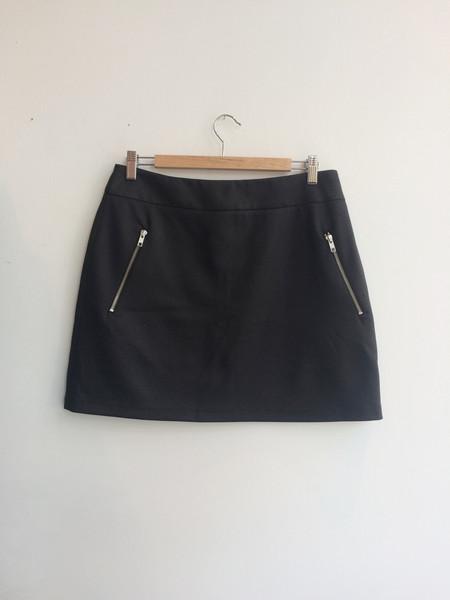 Libertine-Libertine Lay Skirt - Black