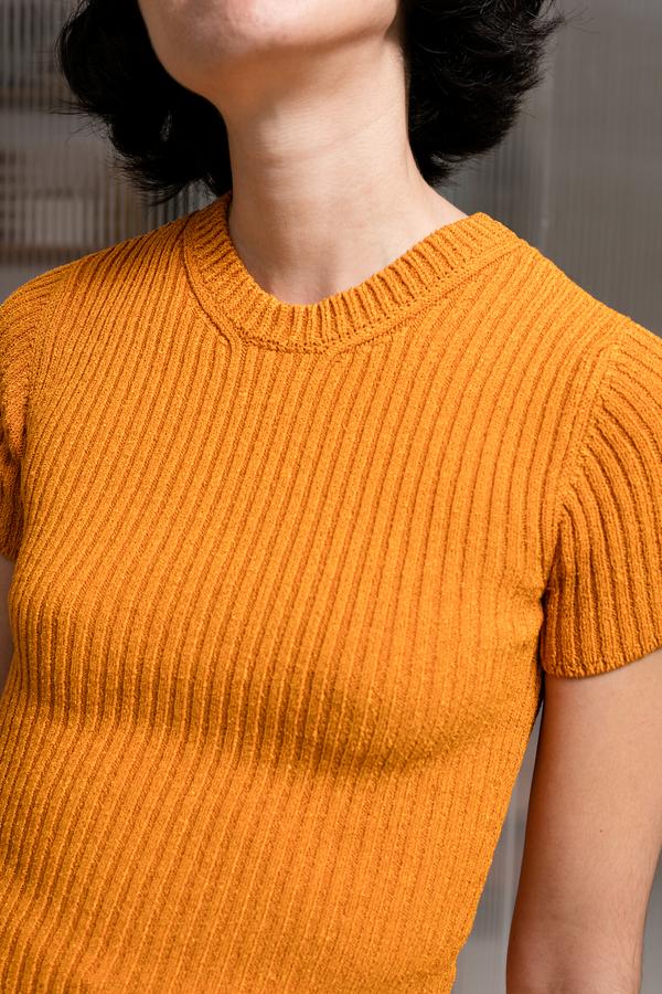 Rachel Comey Burgeon Tee - marigold