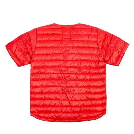 Topo Designs X Nanga Down Tee - Red