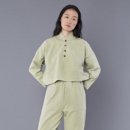 Ilana Kohn Ki Mini Sweatshirt - Reed
