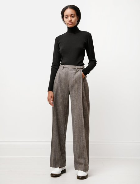 Stephan Schneider Trousers - Facts Grey