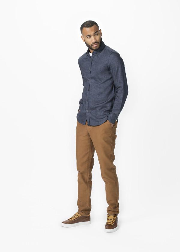 Men's Homecore Tokyo Button Down Shirt