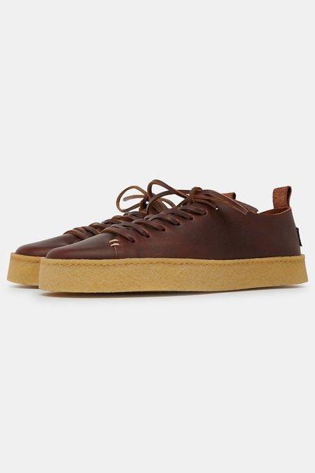 Yogi Rufus Sneaker - Mahogany