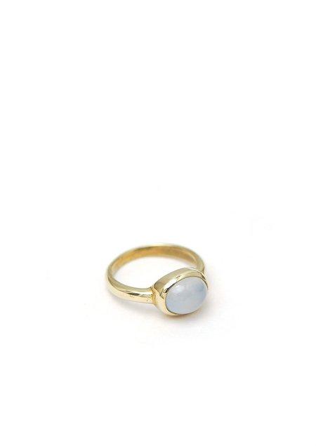 Tiro Tiro Sima Ring - Brass