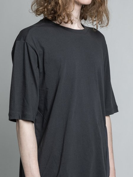 The Viridi-Anne Cordura Nylon Pocket T-Shirt - Charcoal