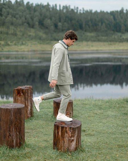 Alex Crane Cham Pants - Moss