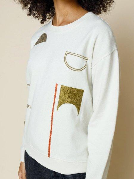 Folk Clothing Folk Modular Sweat - Off White