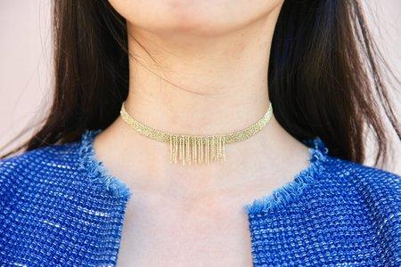 Marie Laure Chamorel Necklace - Gold Vermeil