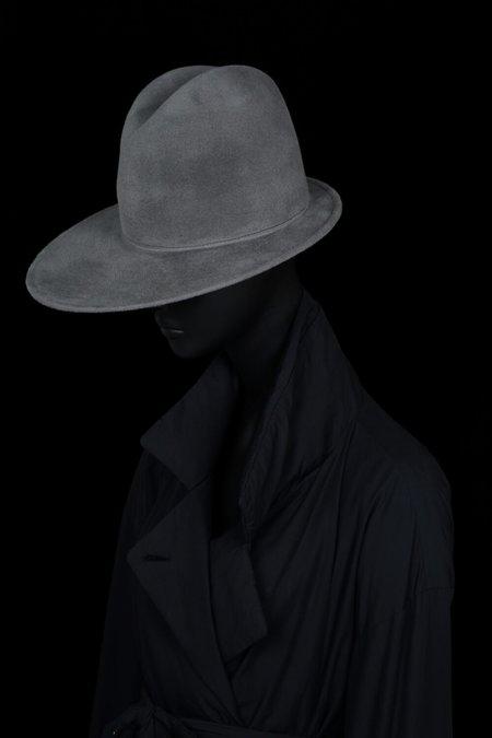 Esenshel YOKO LONG BILL HYBRID HAT - SLATE