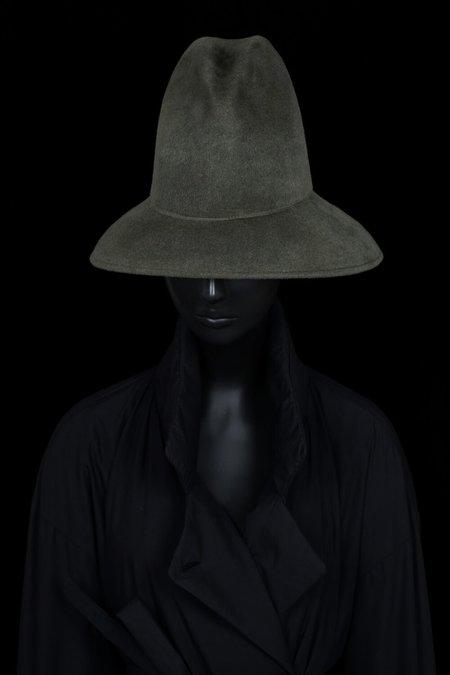 Esenshel SHELTER CURVED BRIM HAT - OLIVE