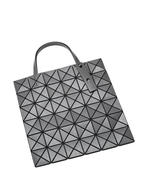 Bao Bao Issey Miyake Lucent Matte Bag - Charcoal Gray