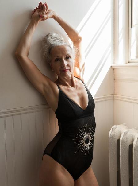 Lorette Mystical Bodysuit - Black