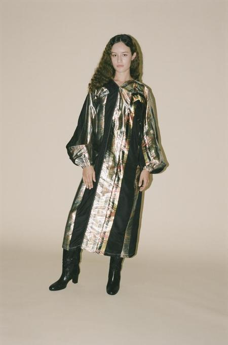 Maryam Nassir Zadeh Lilia Dress - Sunset