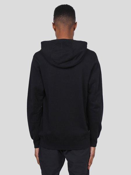 Wings+Horns Knit Original Hooded Pullover - Black