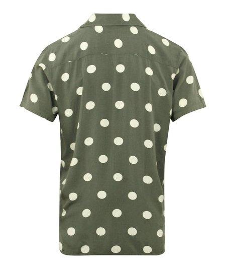 Selected Dot SS Shirt - Green