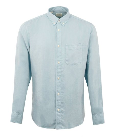 Selected Pastel Oxford Shirt - Blue