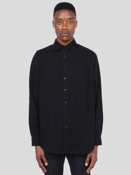 Schnayderman's Non-Binary Twill Flanell Shirt